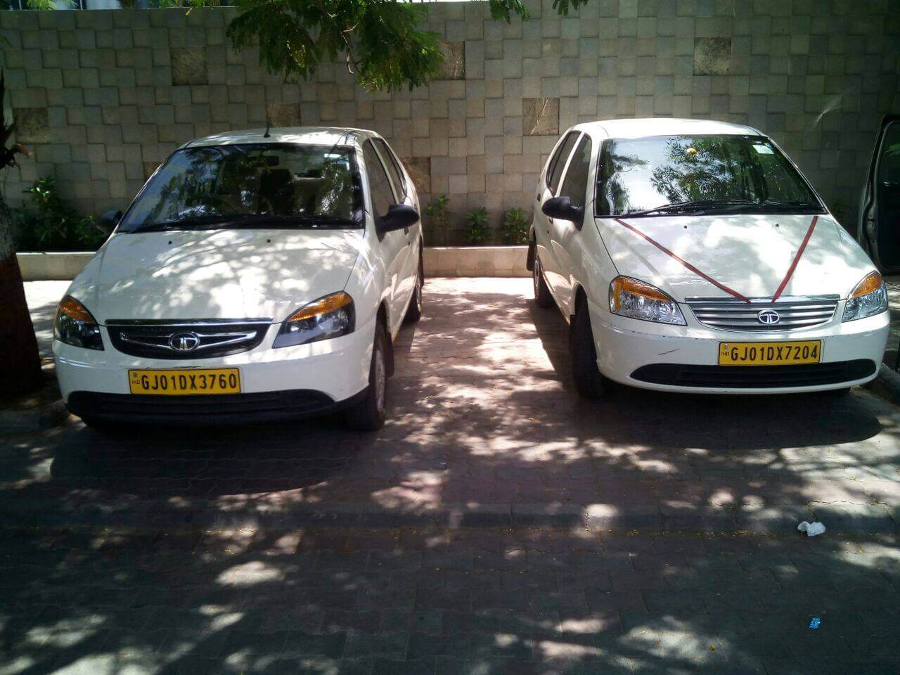 Hire Tata Indica in Ahmedabad